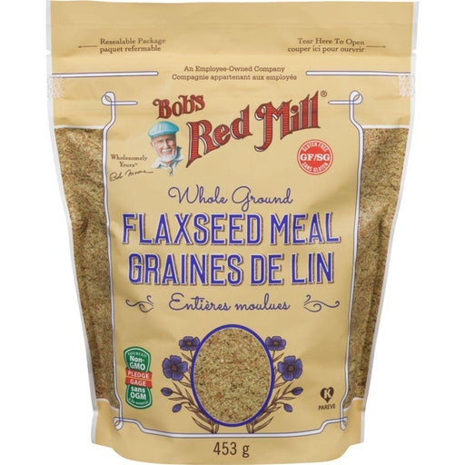 Bobs Red Mill Flaxseed Meal Whole Ground 453 g Bobs Red Mill Couryah