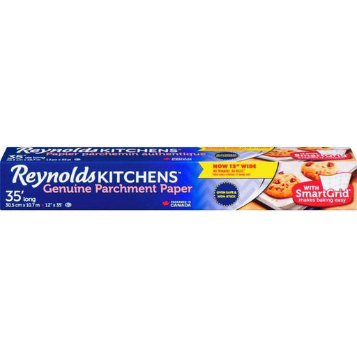 Reynolds Kitchens Genuine Parchment Paper 35' Reynolds Couryah
