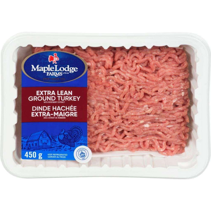 Ground Turkey Exta Lean Maple Lodge Couryah
