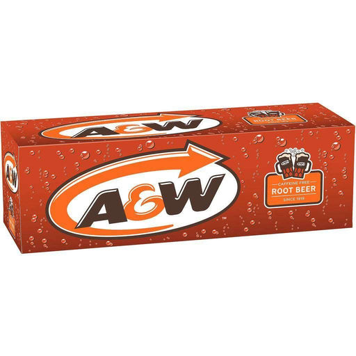 A&W Root Beer Case (12 x 355 mL) A&W Couryah