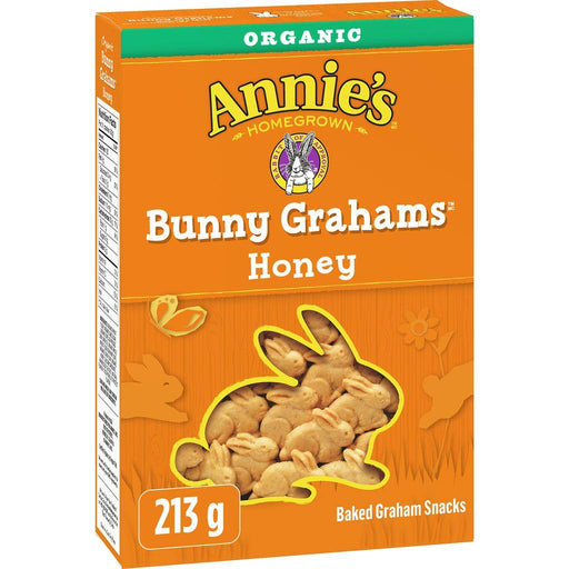 Annie's Bunny Grahams, Honey 213g - COURYAH