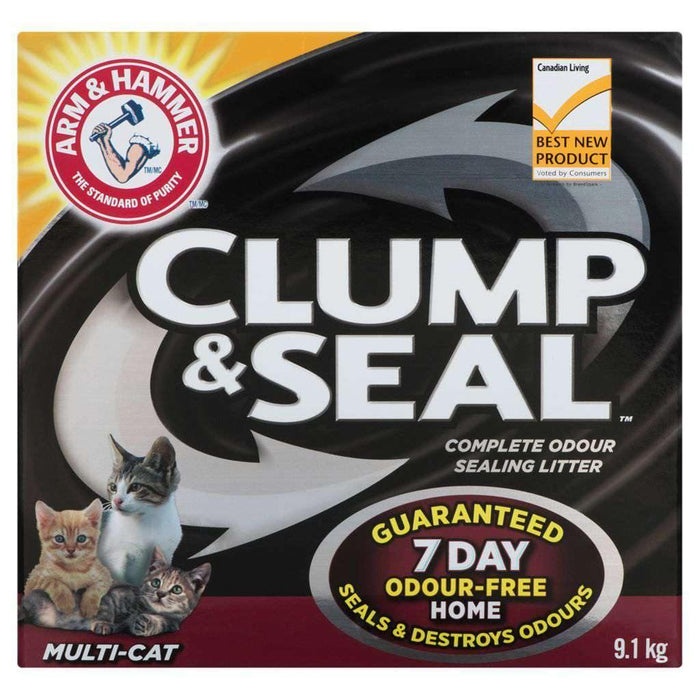 Arm & Hammer - Multi Cat Litter 9.1kg Arm & Hammer Couryah