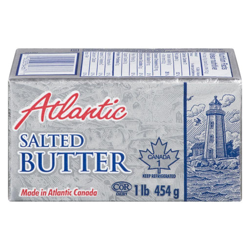 Atlantic Butter Salted 454g Atlantic Couryah