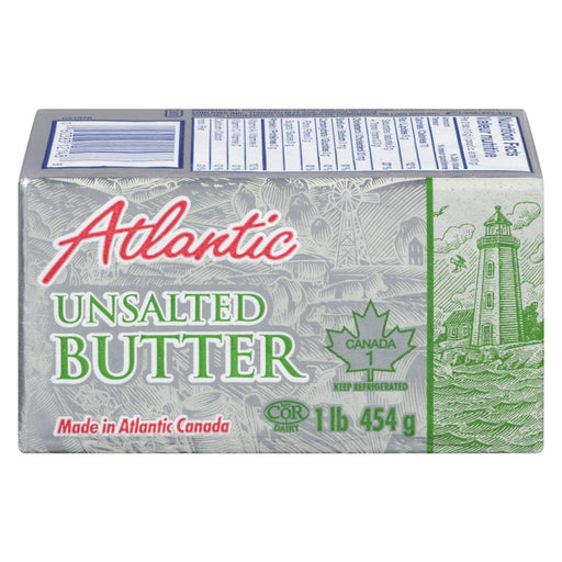 Atlantic Butter Unsalted 454g Atlantic Couryah
