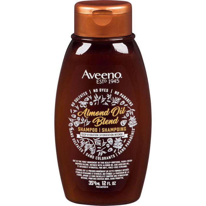 Aveeno Almond Oil Blend Shampoo 354 mL Aveeno Couryah