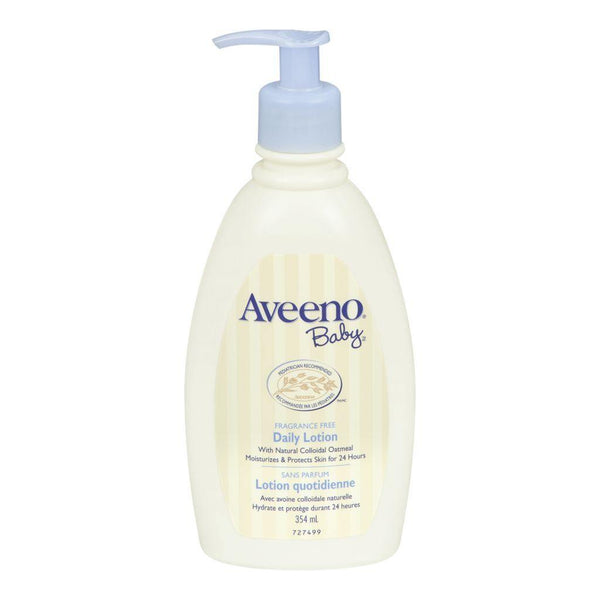 Aveeno Baby Daily Lotion 354mL