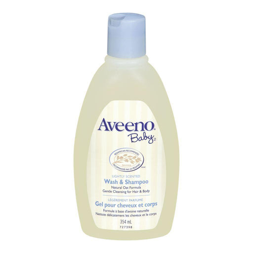 Aveeno Baby Wash & Shampoo 354mL Aveeno Couryah