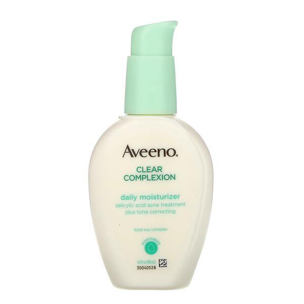 Aveeno Clear Complexion Daily Moisturizer 120 mL Aveeno Couryah