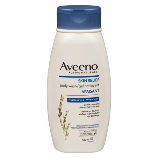 Aveeno Skin Relief Body Wash 532 mL Aveeno Couryah