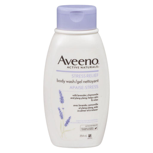 Aveeno Stress Relief Body Wash 354 mL Aveeno Couryah