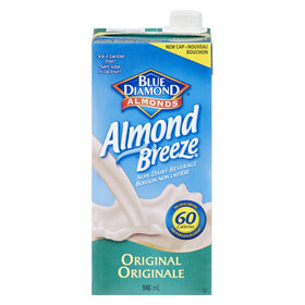 Blue Diamond Almond Breeze Beverage, Original 946mL - COURYAH