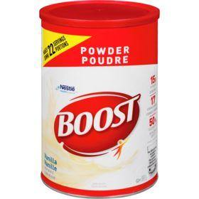 Boost Vanilla Powder, Instant Breakfast Drink Mix (880 g) Boost Couryah
