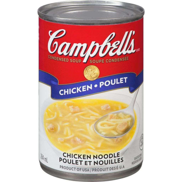 Campbell's Chicken Noodle Soup 284 mL