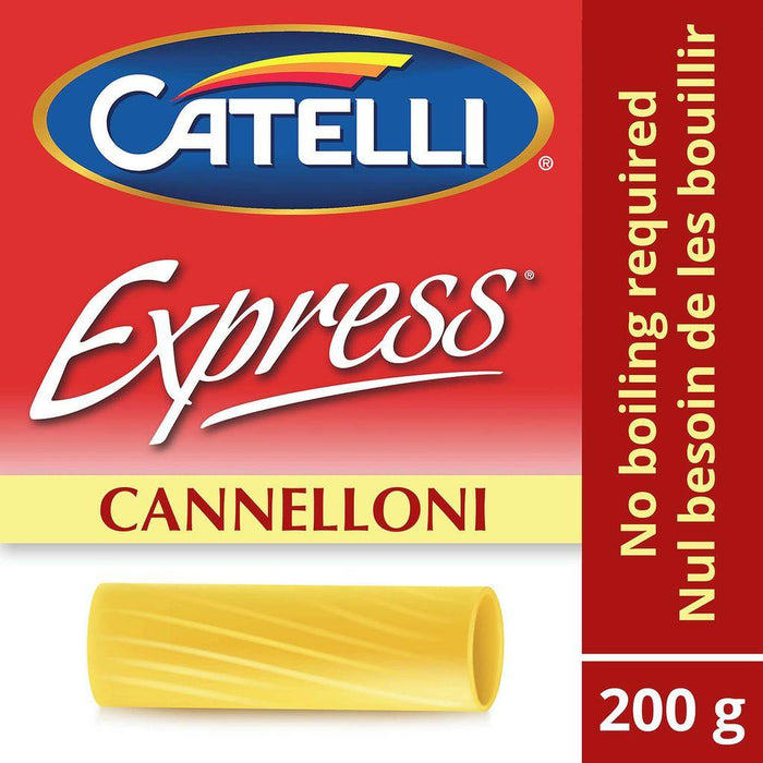 Catelli Express Oven-Ready Cannelloni Pasta 200 g Catelli Couryah