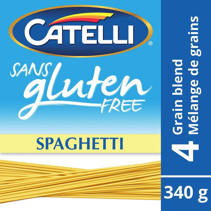 Catelli Gluten Free Spaghetti Pasta 340 g Catelli Couryah