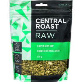 Central Roast Raw Pumpkin Seeds 270 g Central Roast Couryah