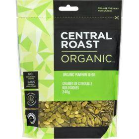 Central Roast Organic Pumpkin Seeds 240 g Central Roast Couryah