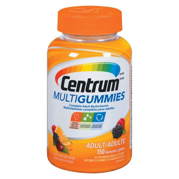 Centrum Multi Vitamin Adult 150 Gummies