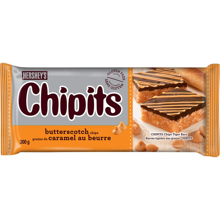 Hershey's Chipits Baking Chips, Butterscotch 300g
