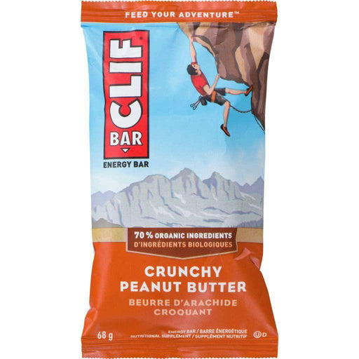 Clif Crunchy Peanut Butter Energy Bar 68 g Clif Couryah