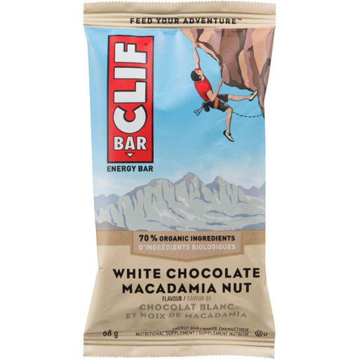 Clif White Chocolate Macadamia Nut Energy Bar 68 g Clif Couryah