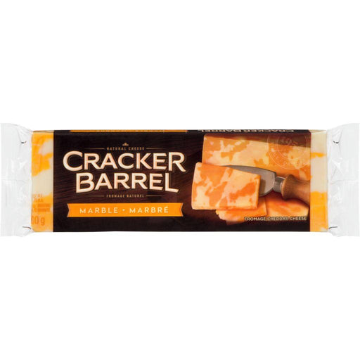 Cracker Barrel Marble Cheddar Cheese 400 g Cracker Barrel Couryah