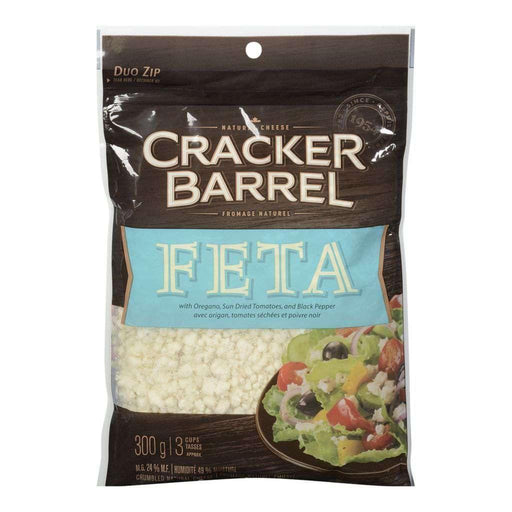 Cracker Barrel Feta Crumbles 300g Cracker Barrel Couryah