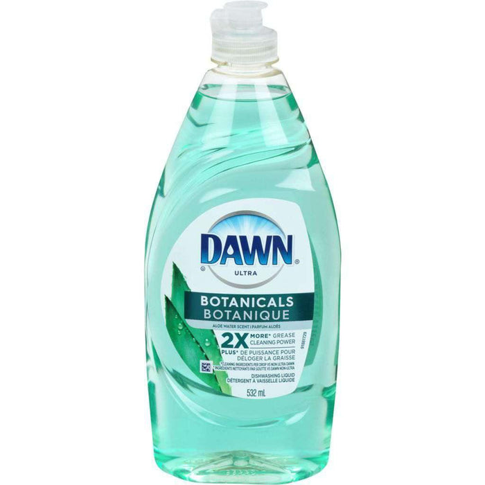 Dawn Botanicals Aloe Water - Dishwashing Liquid 532mL Dawn Couryah