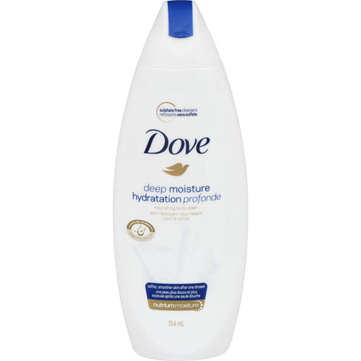 Dove, Deep Moisture Nourishing Body Wash 354mL - COURYAH