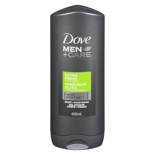 Dove, Men + Care Extra Fresh Face & Body Wash 400mL - COURYAH
