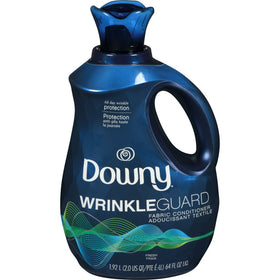 Downy WrinkleGuard Fabric Conditioner, Fresh 1.92 L Downy Couryah