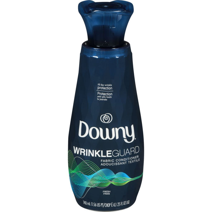 Downy WrinkleGuard Fabric Conditioner, Fresh 740mL