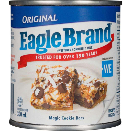 EAGLE BRAND Sweetened Condensed Milk 300 mL Eagle Brand Couryah