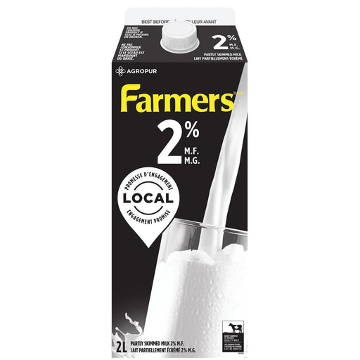 Farmers 2% Milk 2 L Farmers Couryah
