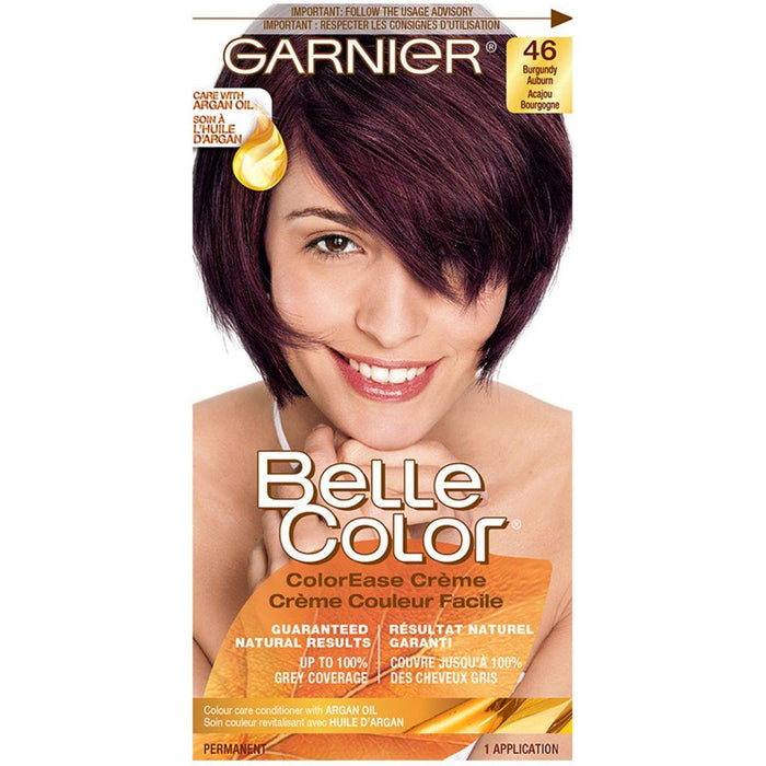 Garnier Belle Color 46 Burgundy Auburn Garnier Couryah