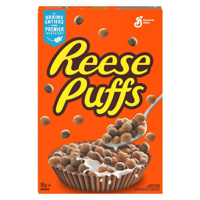 General Mills Reese Puffs Cereal 326 g General Mills Couryah