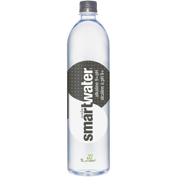 Glaceau Smart Water, Alkaline 9+pH 1L Glaceau Couryah