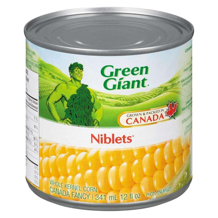 Green Giant Corn Niblets Whole Kernel 341mL Green Giant Couryah