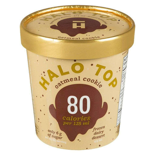 Halo Top Oatmeal Cookie 473 mL Halo Top Couryah