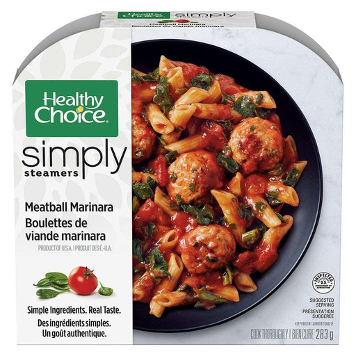 Healthy Choice Simply Meatball Marinara 283 g - COURYAH