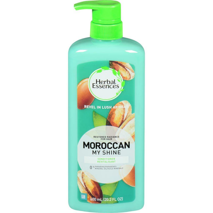 Herbal Essences Moroccan My Shine Conditioner 600 mL Herbal Essences Couryah