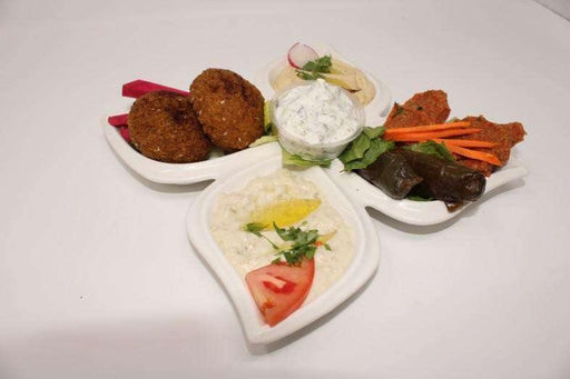 Mixed Meze Platter Appetizers 902
