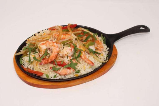 Shrimp Paella A World Trip 902