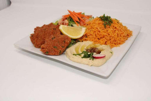 Turkish Lentil Kofta Platter Vegan 902