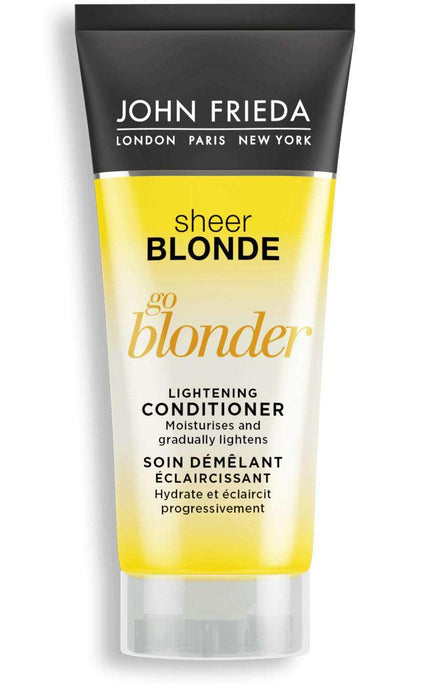 John Frieda Go Blonder Lightening Conditioner - 250mL John Frieda Couryah