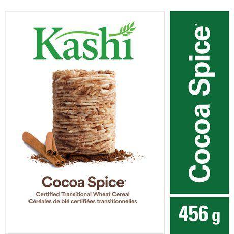 Kashi Certified Transitional Wheat Cereal, Cocoa Spice 456g Kashi Couryah