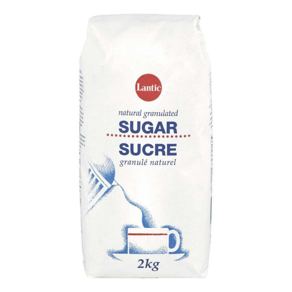Lantic Natural Granulated Sugar 2 kg