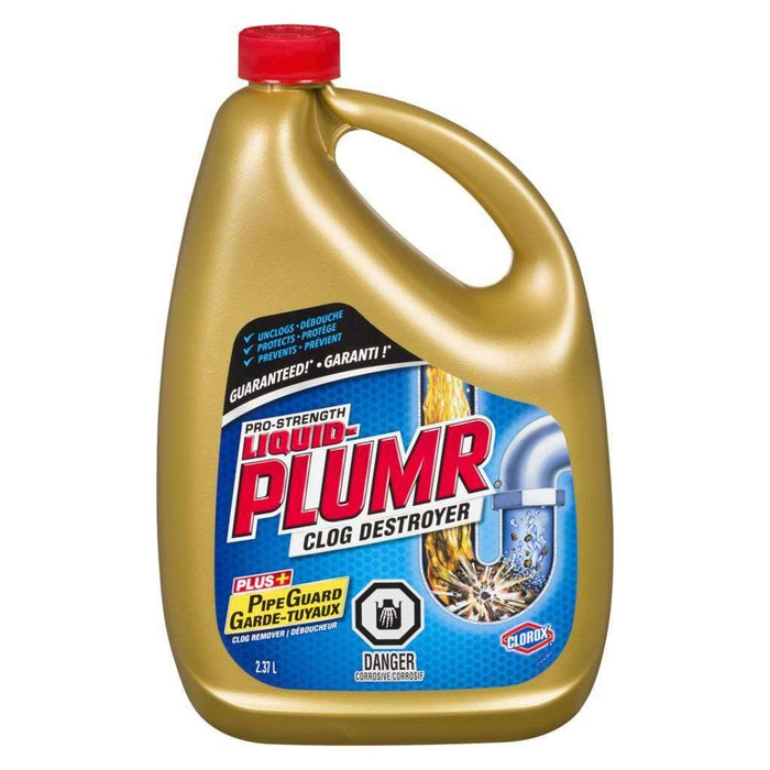Liquid Plumr Pro Strength 2L Clorox Couryah