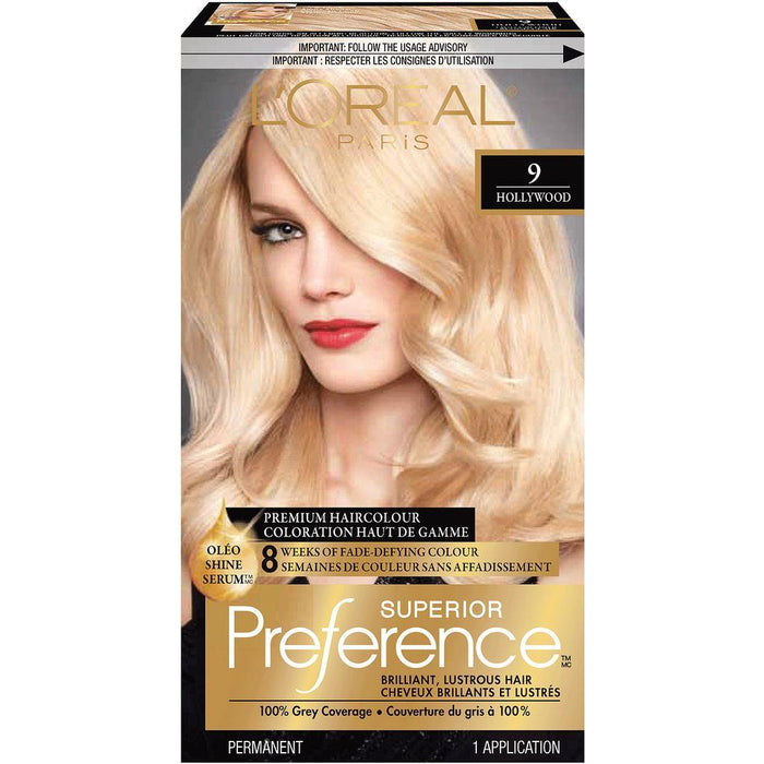 Loreal Paris Preference 9 Hollywood Loreal Paris Couryah