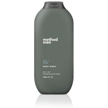 Method Body, Men Sea + Surf Body Wash 532mL - COURYAH